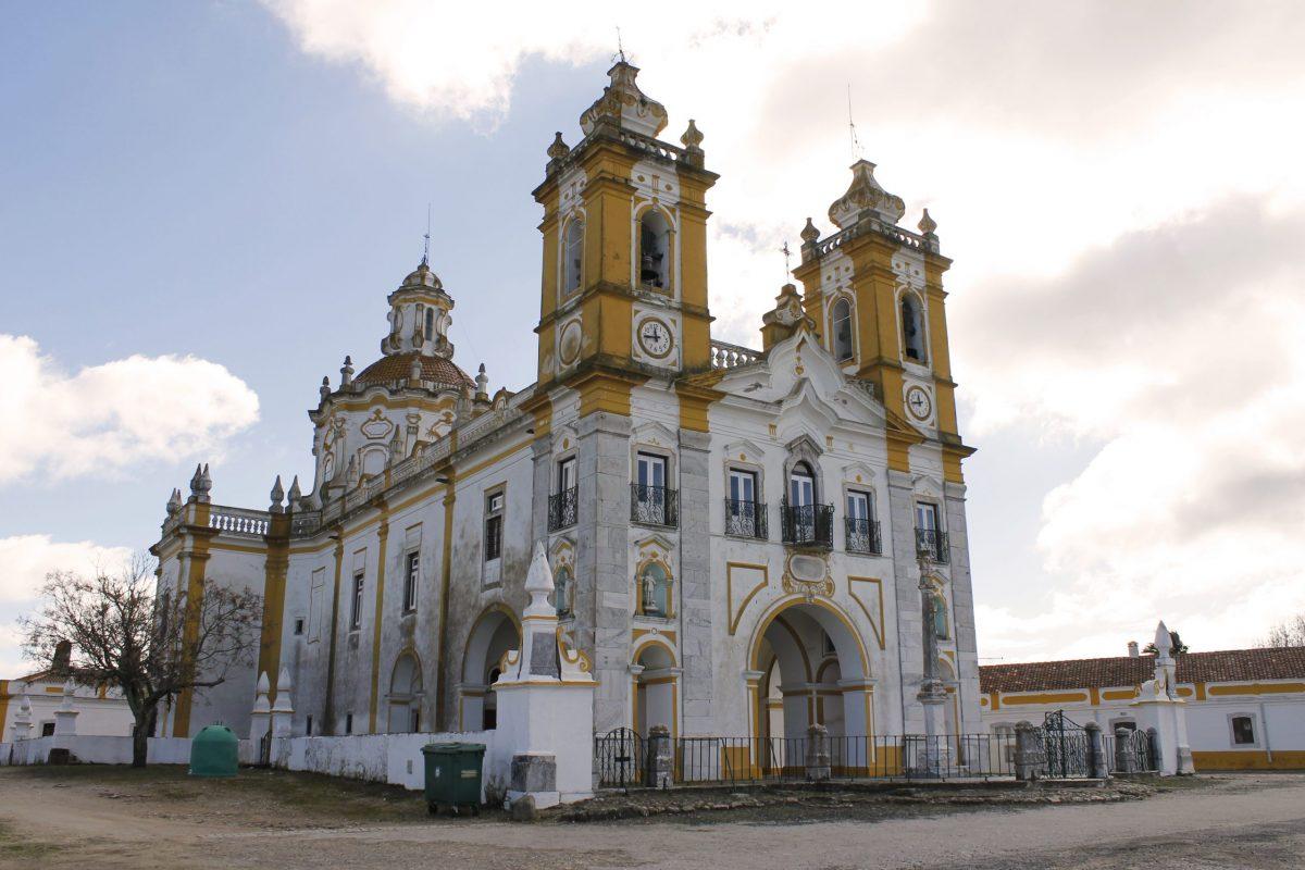1. Santuario de Nossa Senhora de Aires